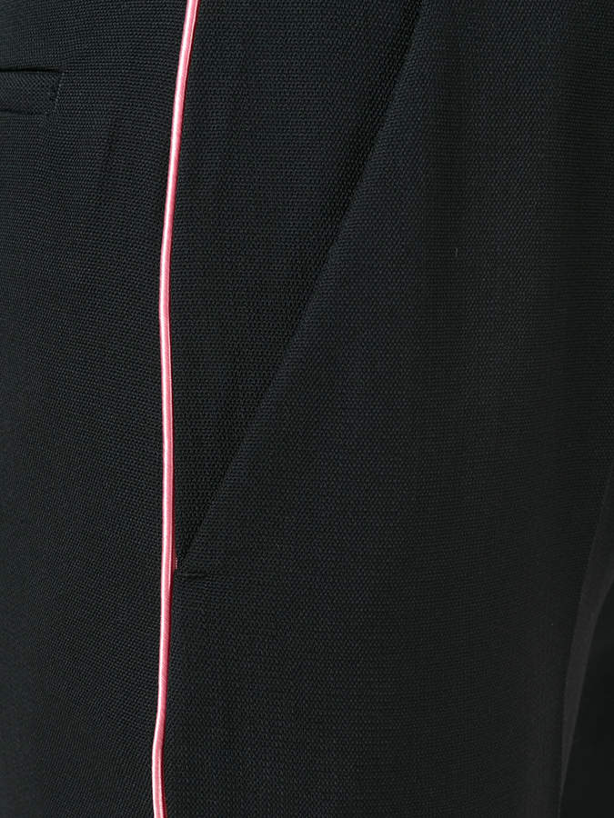 Haider Ackermann drawstring cropped trousers