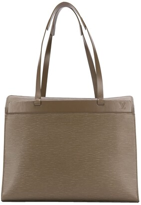 Louis Vuitton 2000 Pre-Owned Leather Tote Bag