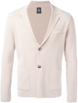 Eleventy classic blazer - men - Cotton - XL