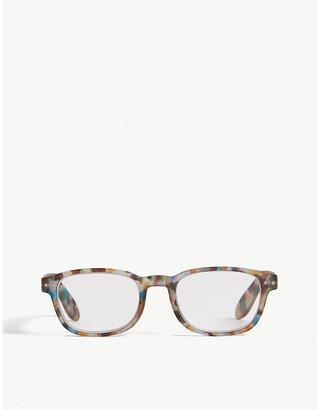 IZIPIZI Letmesee #B acetate reading glasses +2.0