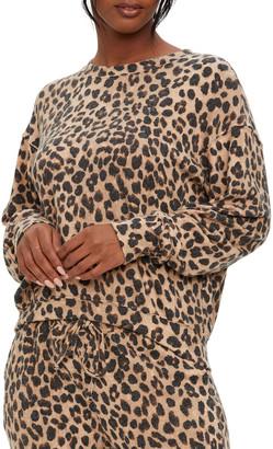 Michael Stars Gigi Crewneck Pullover Sweater