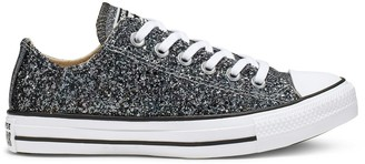 Converse Glittery Chuck Taylor All Star Low Top Trainers