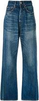 Klasica - loose fit jeans - women - Cotton - 3