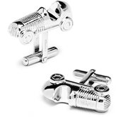 Monopoly Race Car Playing Piece Cufflinks