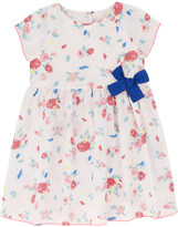 Petit Bateau Floral print cotton dress 24-36 months