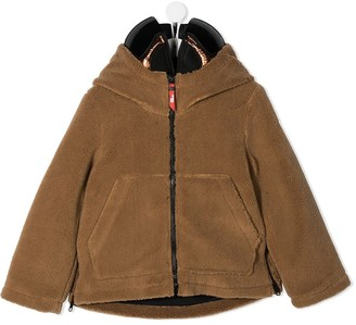 Ai Riders On The Storm Young Hooded Zipped Jacket