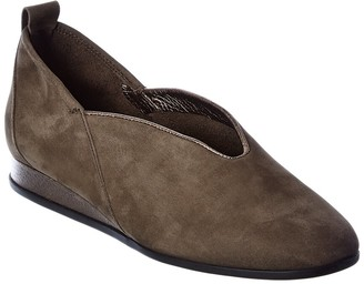 Arche Piassy Suede Flat
