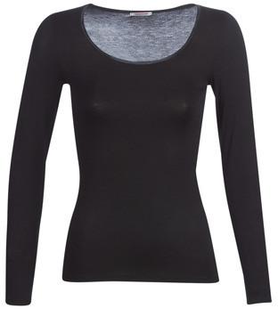 Damart MICROFIBRE GRADE 2 women's Bodysuits in Black