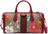 Gucci GG Flora Ophidia top handle bag