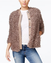 GUESS Camryn Faux-Fur Jacket