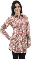 JaipurSe Maternity Postpartum Pregnant Moms Printed Shirts For Daily/Office/Casual Wear