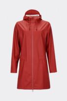 Rains Scarlet W Coat - XS/S - Red