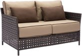 Zuo Modern Pinery Sofa Brown & Beige