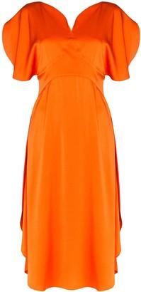 Stella McCartney Split sleeve dress