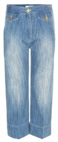 Etoile Isabel Marant Isabel Marant, Étoile Orsen Cropped Jeans