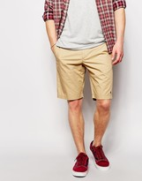 Original Penguin Chino Shorts - Beige