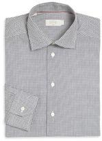 Eton Sequins Printed Shirt