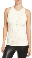 Bailey 44 'Heart Shaped' Ruched Tank