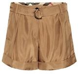 Burberry Silk shorts