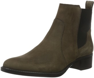 Marc O'Polo Women's 61012785102203 Mid Heel Chelsea Ankle Boots