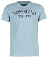Timberland SS KENNEBEC RIVER TBL 1973 TEE Blue / Clear