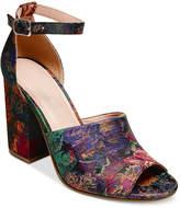 Madden-Girl Clara Two-Piece Block-Heel Sandals