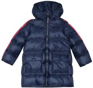 Gucci Kids Down puffer coat