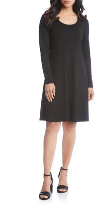 Karen Kane Erin A-Line Dress