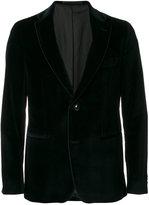Officine Generale velvet blazer - men - Cotton/Polyester/Viscose - 52