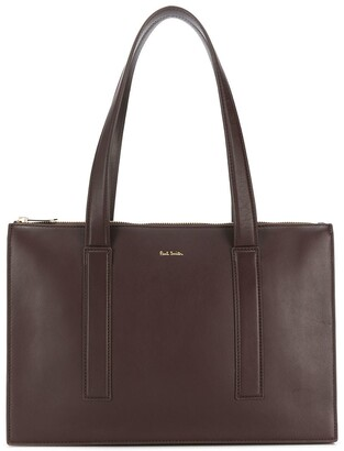 Paul Smith Top Zip Tote Bag