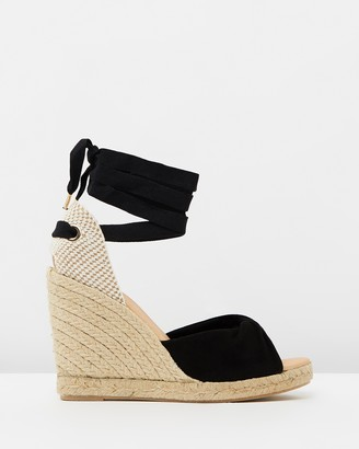 Office Hvar Espadrille Wedges