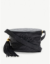 Vestiaire Chanel quilted leather shoulder bag