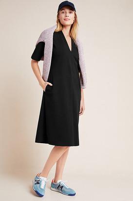 Velvet by Graham & Spencer Allura Midi Dress By in Black Size XS