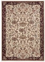 Kathy Ireland Antiquities Timeless Elegance Ivory Area Rug by Nourison (3'9 x 5'9)