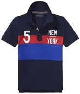 Tommy Hilfiger Th Kids Bold Stripe Polo