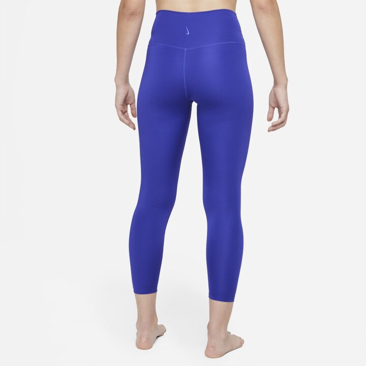 Thumbnail for your product : Nike Yoga Women's High-Waisted 7/8 Leggings