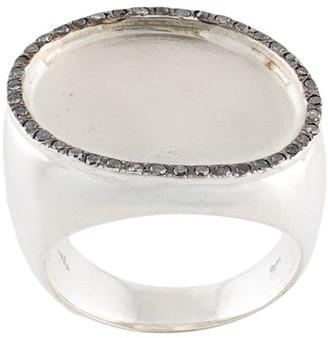 Rosa Maria Amani oversized ring