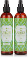 Florence de Dampierre 2-pack Ambiance Room Spray and Odor Eliminator - Milkweed