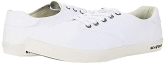 SeaVees Palm AVE Plimsoll (Bleach) Women's Shoes