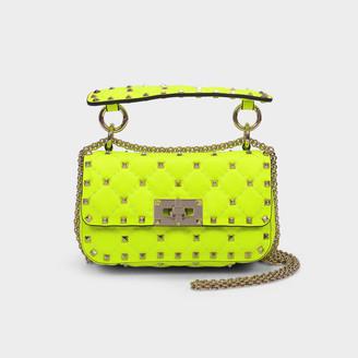 Valentino Rockstud Spike Mini Shoulder Bag