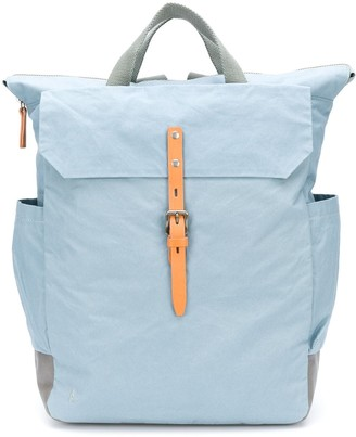 Ally Capellino Buckle Fastening Backpack