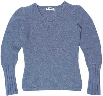 Jil Sander Grey Cashmere Knitwear for Women