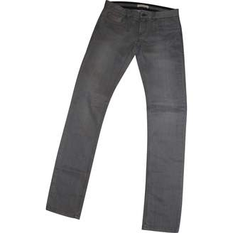 Chevignon Grey Cotton - elasthane Jeans for Women