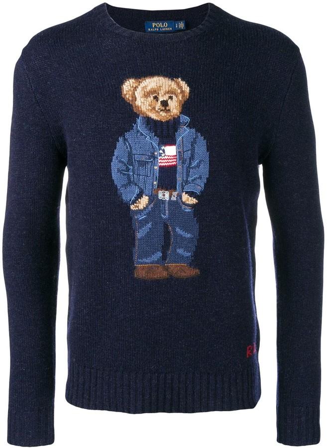 Jumper Bear Teddy Teddy Jumper Teddy Bear Bear Knitted Knitted Knitted edrCxoB