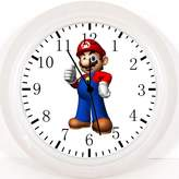 """Ikea New Super Mario Bros Wall Clock 10"""" Will Be Nice Gift and Room Wall Decor Y04"""