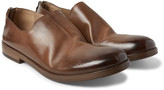 Marsèll Washed-Leather Loafers