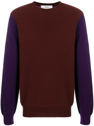 Pringle Colour-Block Cashmere Jumper