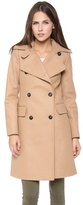 Ashley Quilted Coat