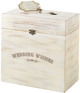 Lillian Rose 'Wedding Wishes' Wooden Key Card Box