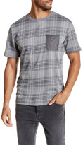 Smash Wear Short Sleeve Plaid Tee